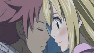 Нацу и Люси ~ поцелуи