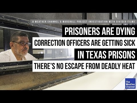 """Cruel and Unusual? The Lethal Toll of Hot Prisons"""