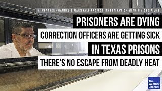 """""""Cruel and Unusual? The Lethal Toll of Hot Prisons"""""""