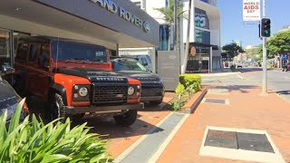 2015 Land Rover Defender 110 Spotted in Australia