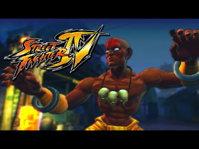 Street Fighter Iv: Zerando Com Dhalsim No Arcade - (gameplay No Ps3)