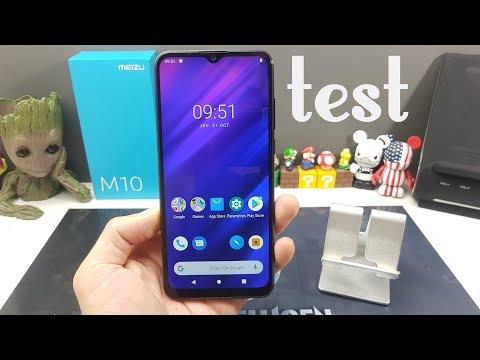 Meizu M10 TEST Premier Android Stock Pour Meizu
