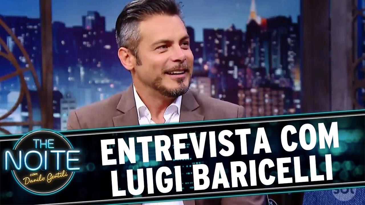 The Noite (16/09/16) - Entrevista com Luigi Baricelli
