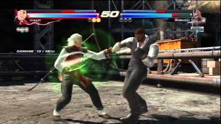 Tekken Tag Tournament 2 - MazManZero Vs Crowquilt [23rd of Jan 2013] (Part 2 of 2)