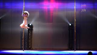 Tatiana Horkovluk - III place Semi-pro - Pole Dance Show 2019