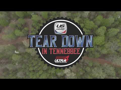 US Gear Tear Down in Tennessee 2019 (Ultra4 Racing)