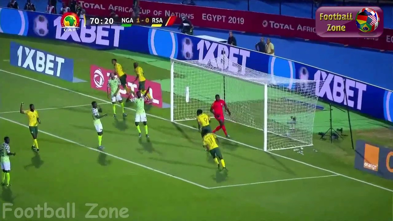 نيجيريا ضد جنوب أفريقيا