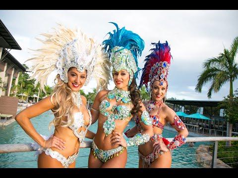 'Samba Brazil Wedding Entertainment'- Best of 2017 Brazilian and Latin Shows