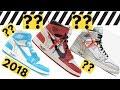 Off White Jordan 1 and Nike / Virgil Abloh plans for 2018