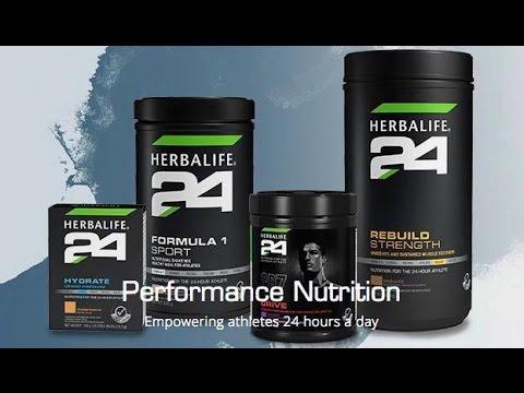 Herbalife24 Sports Nutrition Webinar