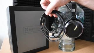 hiFiMan HE 400i Unboxing & Review