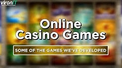 Online Casino Games Development by VironIT