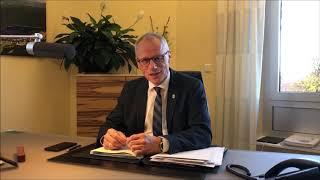 Bürgermeister Karl-Heinz Hermanns hört auf