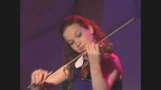 Hilary Hahn  - Bach Sonata No.2 in A minor, BWV 1003 (IV)  Allegro