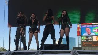 Fifth Harmony Entire Performance at Endfest 2017