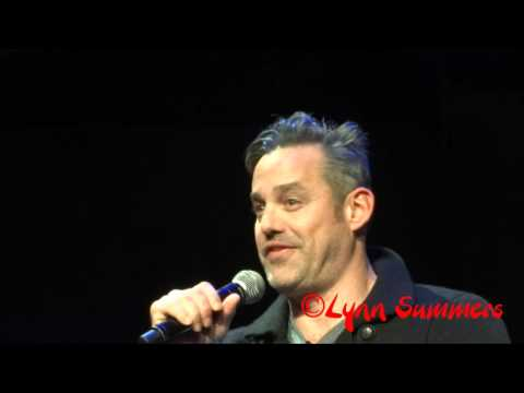 Buffy Angel FanMeet 2016 - Nicholas Brendon Panel - 01