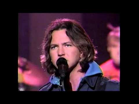 Pearl Jam - Grievance - Letterman - 4.12.2000 - (High Quality) Master