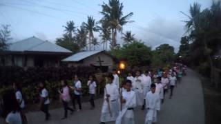 Our Lady of Piat Land Parade Calayan Island, Babuyanes, Cagayan
