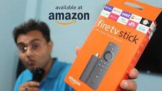 Amazon Fire TV Stick review - 1500 से भी ज़्यादा चैनल free में l अवश्य खरीदें 2900/- in offer 🔥📺