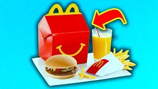 Top 10 BEST McDonald's Happy Meal Toys EVER!!!