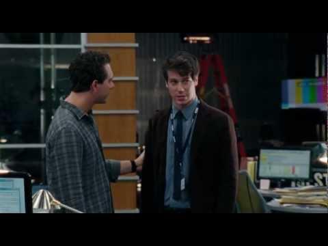 The Newsroom Season 1: Jim Harper - News Night Senior Producer