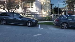 BMW Mineral Grey compared to Audi Manhattan Grey