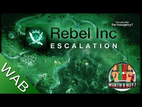 Rebel Inc Escalation Review (early Access) - Worthabuy