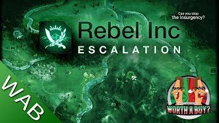 Rebel inc Escalation review (early access) - Worthabuy (Video Game Video Review)