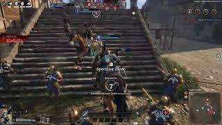 Conqueror's Blade Nodachi Siege PVP