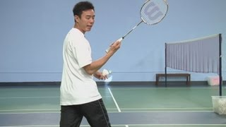 Different Types Of Badminton Swings : Badminton