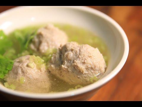 【蘿潔塔的廚房】手工貢丸,安心,無添加。外加芹菜貢丸湯,超好吃!