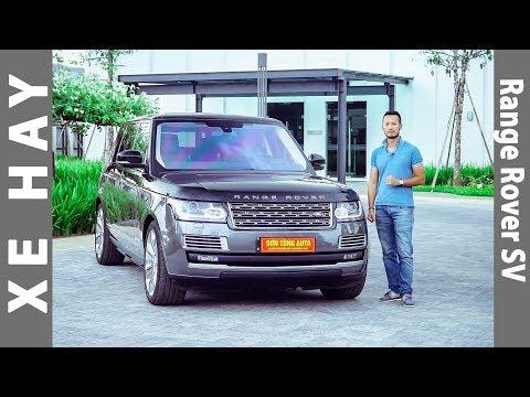 Đánh giá xe Range Rover bản SVAutobiography đắt nhất thế giới |XEHAY.VN|