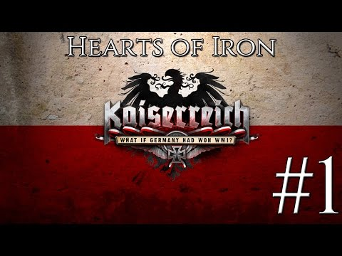 [1] Hearts of Iron IV - Kaiserreich - Poland - The Great Debate