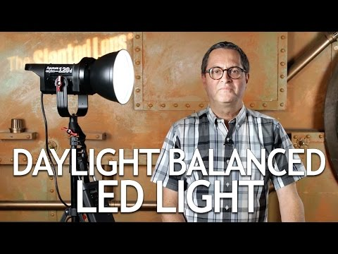 Daylight Balanced LED Light Review
