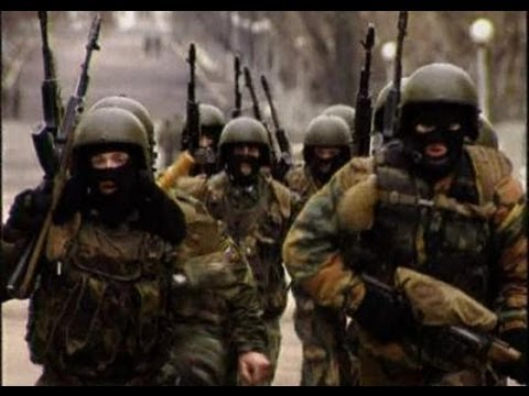 Российские войска штурмовали