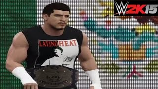 "WWE 2K15 Eddie Guerrero ""Latino Heat"" Attire Community Creations (PS4)"