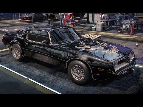 NFS HEAT - Pontiac Firebird Customization And Gameplay