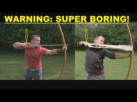 The Perfect Hand Position (Slingshots, Archery, ...)
