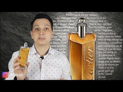 Cartier Déclaration Parfum мужской аромат