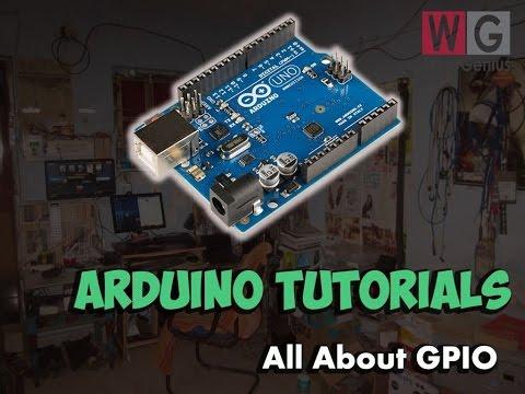 All About GPIO Of Arduino   Arduino Tutorials #2