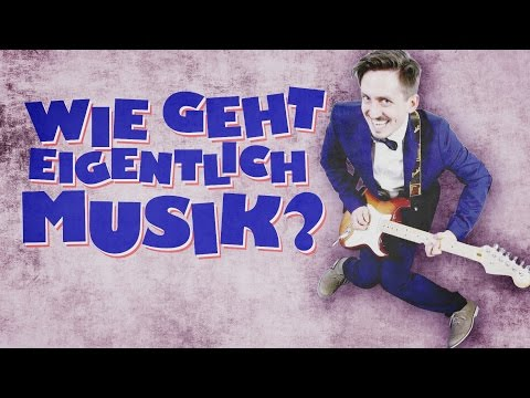 I wanna ROCK! | Wie geht eigentlich Musik?