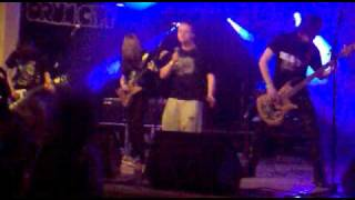 Burning Surface - Symphony Of Destruction (Last chorus) & Enter Sandman