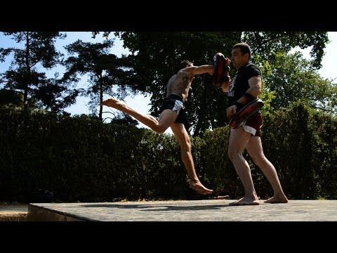 Training aux Pao - Muay Thai