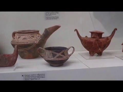 Archeological Museum Heraklio Crete Μουσειο Ηρακλειου Κρητης