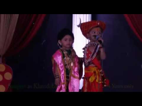 4 year Boy singing Jay Malhar Song