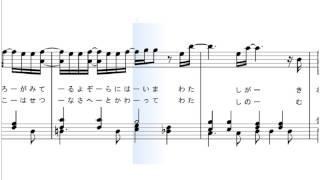 花火(ピアノ)三代目J Soul Brothers 2012年12月31日 NHK紅白歌合戦で...