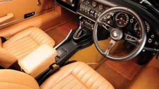 Jaguar E type Series 3 Convertible   Exterior & Interior