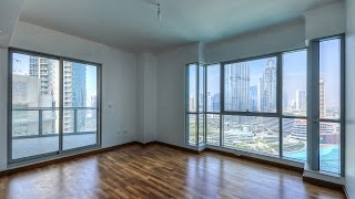 Downtown Dubai, The Residences - 3 Bedrooms Apartment