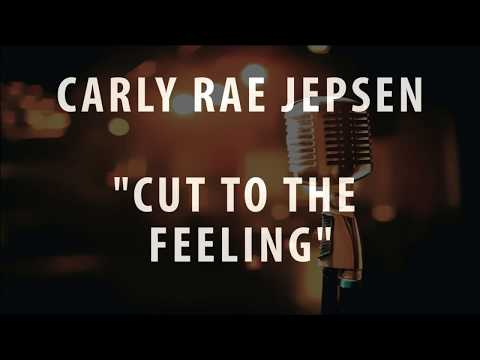 CARLY RAE JEPSEN - CUT TO THE FEELING (INSTRUMENTAL / KARAOKE)