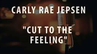 CARLY RAE JEPSEN - CUT TO THE FEELING (INSTRUMENTAL / KARAOKE)
